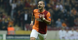 Sneijder, Galatasaray yolunda!